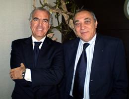 Francisco Banha e António Mourato