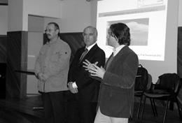 Victor Baltazar, Francisco Banha e Hélder Bruno Martins