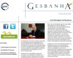 Newsletter Gesbanha - Uma Mensagem de Esperança