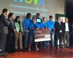 Concurso Nacional de Empreendedorismo INOVA 2012