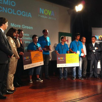 More Green - categoria de Tecnologia do Concurso INOVA 2012