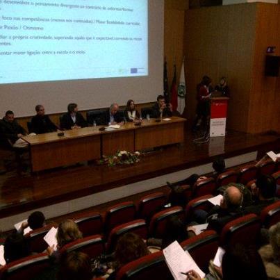 Escolas Empreendedoras - CIMDL - Apresentação das Conclusões
