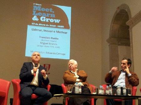 Meet, Learn & Grow - a importância da Liderança, Motivação e Inovação