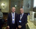 Eu e Cristian Weinberger, Senior Adviser Entrepreneurship and SME Policy