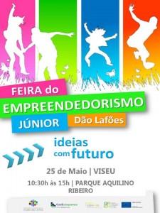 Feira do Empreendedorismo Junior - Região Dão Lafões