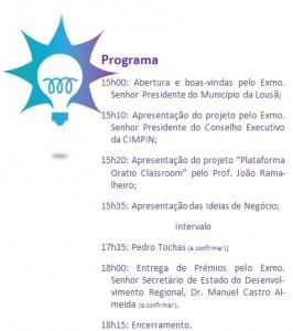 Programa PIN Concurso de Ideias 2013