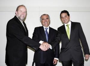 Chris Curtis, Francisco Banha e Miguel Gonçalves
