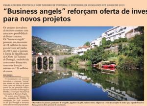 """Vida Económica - """"Business angels"""" reforçam oferta de investimento para novos projetos"""