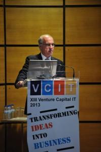 Discurso de Abertura do XIII Venture Capital IT