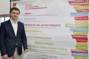 Gualter Couto, Director do Centro de Empreendedorismo da Universidade dos Açores