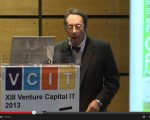 Jack Lang no XIII Venture Capital IT