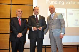 Prémio Empreendedor do Ano - Dr. Paulo Barradas Rebelo, Fundador e CEO da BluePharma, SA