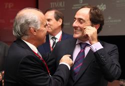 Francisco Banha e Paulo Portas