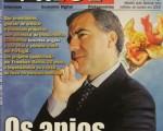 """Revista Valor - """"Os anjos do dinheiro"""""""