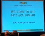 2014 ACA Summit