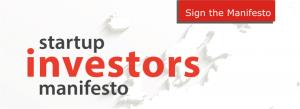 Startup Investors Manifesto