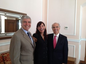 Mr. Robert A. Sherman, Ms. Kim Sawyer and Mr. Francisco Banha