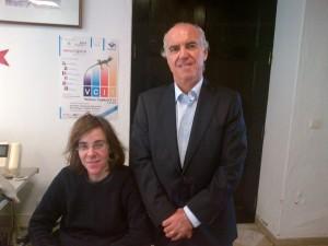 Teresa Sousa e Francisco Banha