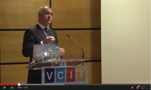 Intervenção de José Fernando Figueiredo no XIV Venture Capital IT