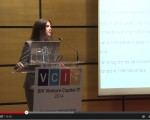 Intervenção de Lara Martinho no XIV Venture Capital IT