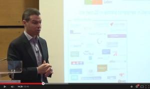 Intervenção de Stephan Morais no XIV Venture Capital IT