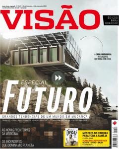 Capa Revista Visão de 26 de Fevereiro de 2015