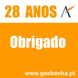 Gesbanha - 28 anos