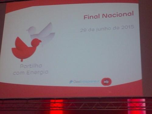 """""""Partilha com Energia"""", promovido pela EDP Produção"""