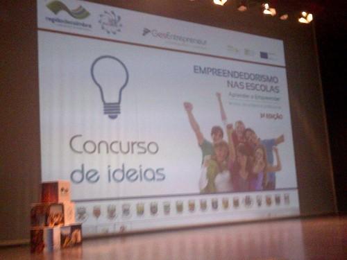Programa Escolas Empreendedoras na CIM da Região de Coimbra