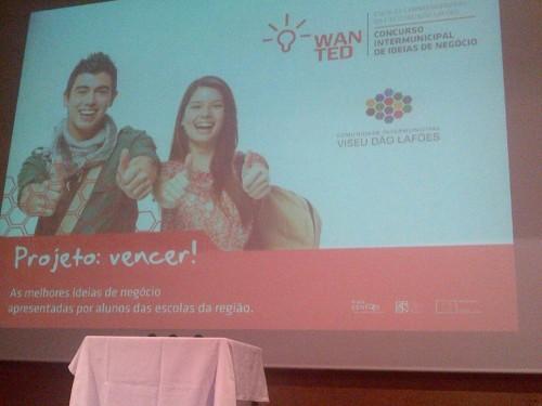 Programa Escolas Empreendedoras da CIM Viseu Dão Lafões
