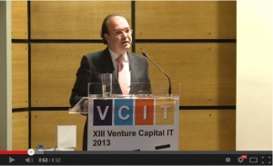Intervenção de Rui Semedo no XIII Venture Capital IT