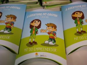 Kit do Empreendedor - A aventura do Gaspar em Oeiras