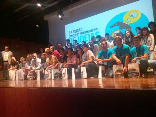 Concurso Intermunicipal de Ideias de Negócio CIM RC