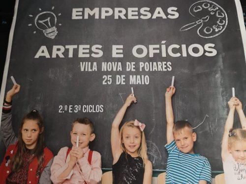 6ª Ed. do Programa Educação para o Empreendedorismo da CIMRC – Vila Nova de Poiares