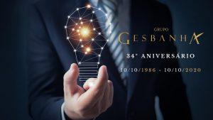 34º Aniversário do Grupo Gesbanha