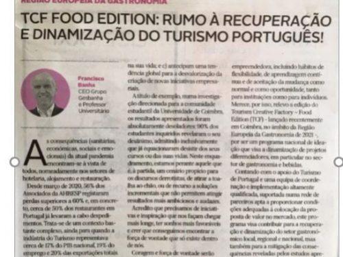 Diário de Coimbra - TCF Food Edition